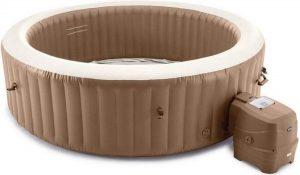 Intex PureSpa - Jacuzzi - Hottub - Bubbel Massage - 236 x 71 cm - 8-persoons- Bubbelbad