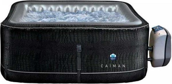 NetSpa Caiman 4-Persoons Opblaasbare Spa - opblaasbare jacuzzi - hottub - bubbelbad
