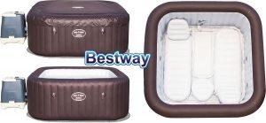 Bestway Lay-Z Spa Maldives Hydrojet Pro