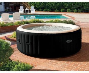 Jacuzzi 'Pure Spa jet and bubble deluxe' Intex