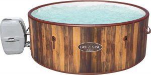 Lay-Z-Spa Helsinki 5-7 Persoons Opblaasbare Spa